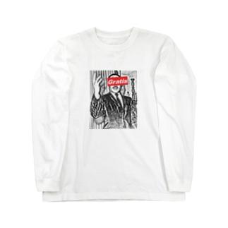 USA Long sleeve T-shirts