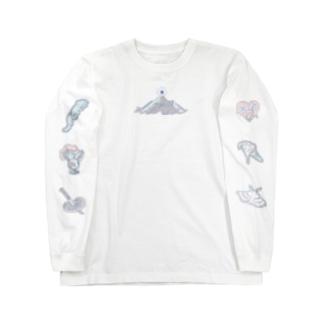 幻覚ドリーム・ハイ Long sleeve T-shirts