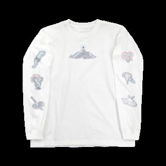 mince.suzuriの幻覚ドリーム・ハイ Long sleeve T-shirts
