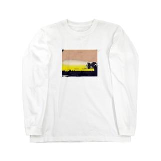 焼け Long sleeve T-shirts