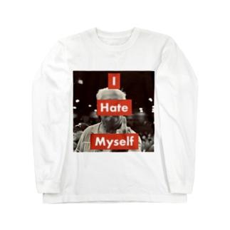 バーバラ・クルーガー Long sleeve T-shirts