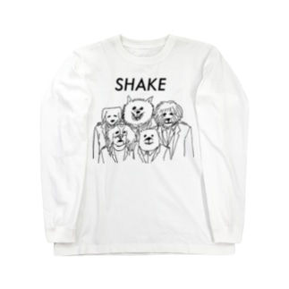 SHAKE Long sleeve T-shirts