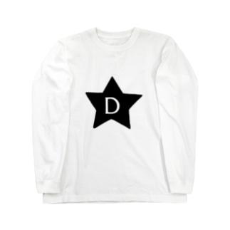 イニシャル D Long sleeve T-shirts