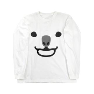 コアラ Long sleeve T-shirts