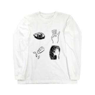 A10n3 emoji  Long sleeve T-shirts