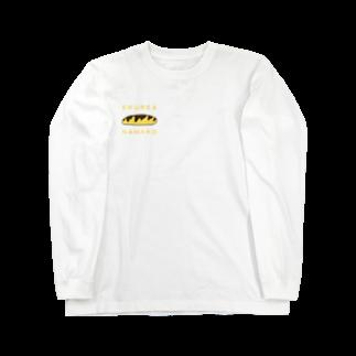 ✳︎トトフィム✳︎のエクレアナマコ Long sleeve T-shirts