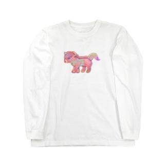 アインホーン Long sleeve T-shirts