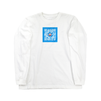 micoto.iroのQRみこと2 Long sleeve T-shirts