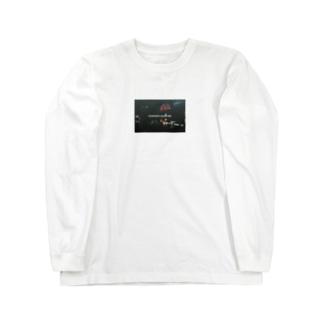宇都宮レモン牛乳 Long sleeve T-shirts
