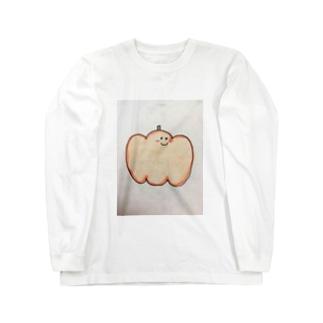 パンプキン Long sleeve T-shirts