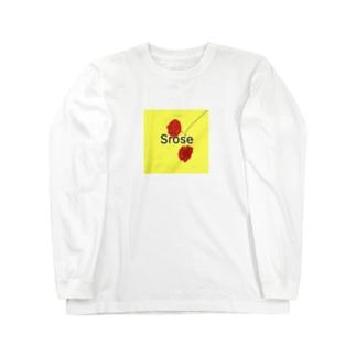 Srose 「yerose」 Long sleeve T-shirts