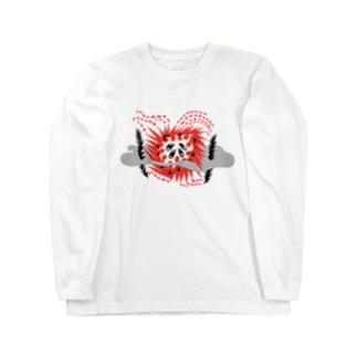 星 Long sleeve T-shirts