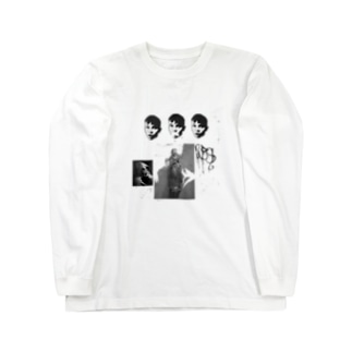 グラフィティ ver.01 Long sleeve T-shirts