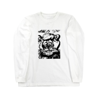 あるぱかくん Long sleeve T-shirts