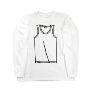 タンクトップ Long sleeve T-shirts