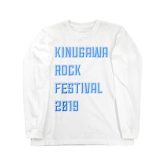 鬼怒川ロックフェス2019 Long sleeve T-shirts