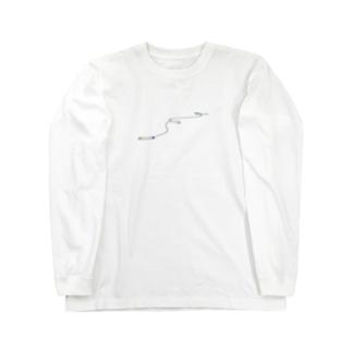 指先 Long sleeve T-shirts