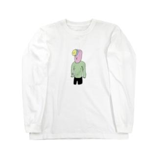 2face Long sleeve T-shirts