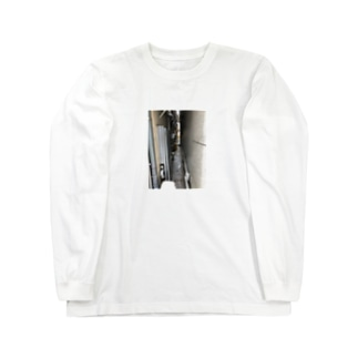 路地裏 Long sleeve T-shirts