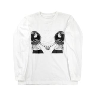 ヤマナミヤのW Long sleeve T-shirts