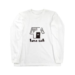 homesick Long sleeve T-shirts