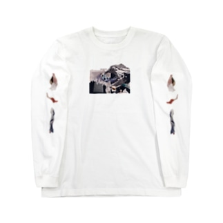 The Black, the White, His Wife & Her Color Long sleeve T-shirts