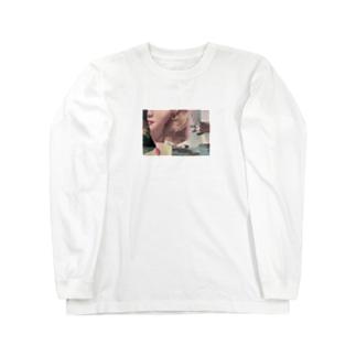 The Sleeping Look Lauren B Long sleeve T-shirts