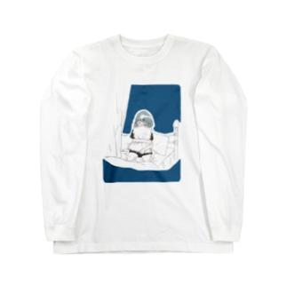 ギュッ Long sleeve T-shirts