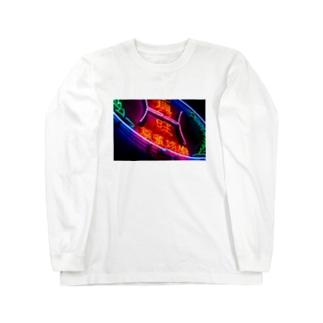 ニーハオ Long sleeve T-shirts