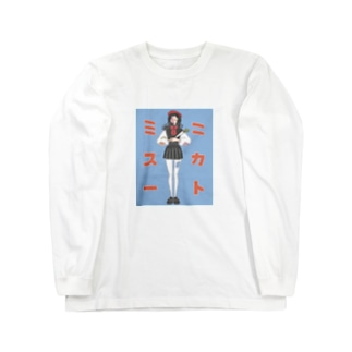 ミニスカート Long sleeve T-shirts
