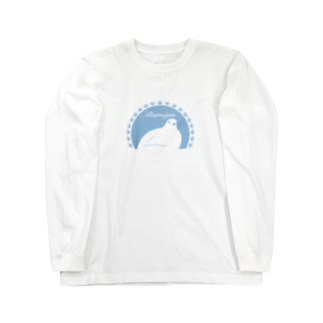ライチョウ Long sleeve T-shirts