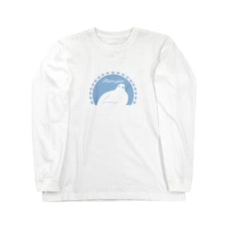 ライチョウ Long sleeve T-shirts