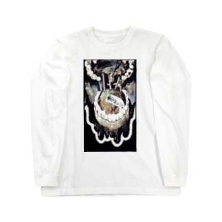 Beautyグラフィック Long sleeve T-shirts