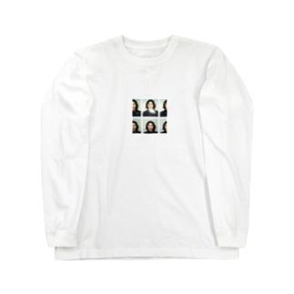 ふぁんなた Long sleeve T-shirts