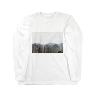 building Long sleeve T-shirts
