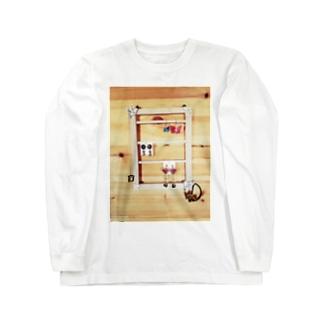 アクセサリーホルダー Long sleeve T-shirts