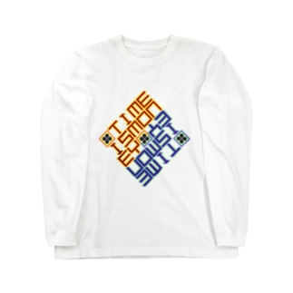 TIME IS MONEY Long sleeve T-shirts