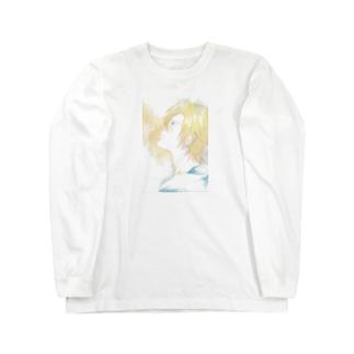 アッシュ Long sleeve T-shirts