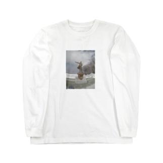 クラーク博士 Long sleeve T-shirts