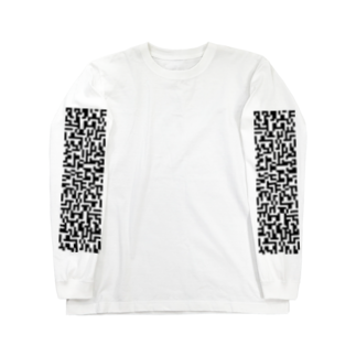 Raidenのdigicode Long sleeve T-shirts