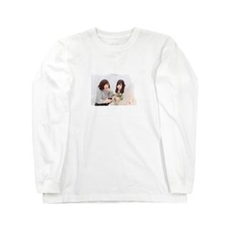 めんつゆ Long sleeve T-shirts