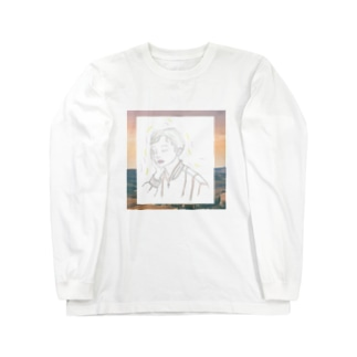 春眠 Long sleeve T-shirts