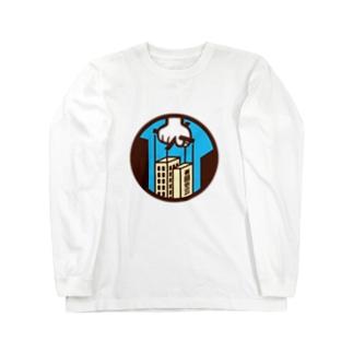 パ紋No.3362 米田  Long sleeve T-shirts