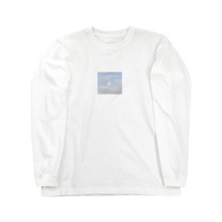 明日こそ挨拶できますように Long sleeve T-shirts