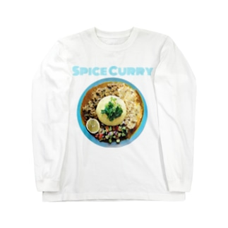 Spice Curry Long sleeve T-shirts