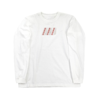 いちごサンド Long sleeve T-shirts