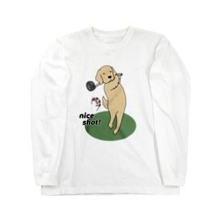 ナイスショット Long sleeve T-shirts