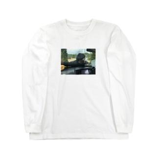 ごめんなさい Long sleeve T-shirts