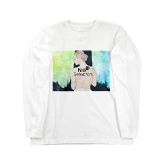 ディストピア Long sleeve T-shirts