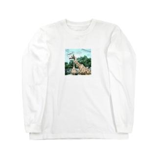 キリンのスローデイズ Long sleeve T-shirts